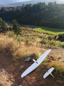 Ready to fly with the Libelle DLG and Taranis transmitter